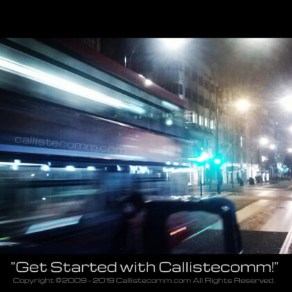 Get Started with Callistecomm - Callistecomm.com